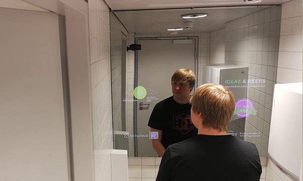 Digitaler Spiegel, Magic Mirror