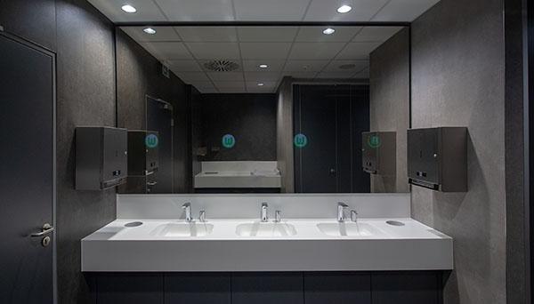 Smart Mirror beim VfL Wolfsburg
