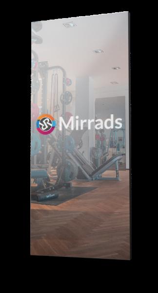 digitaler spiegel für fitness