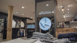 Magic Mirror Retail Instore