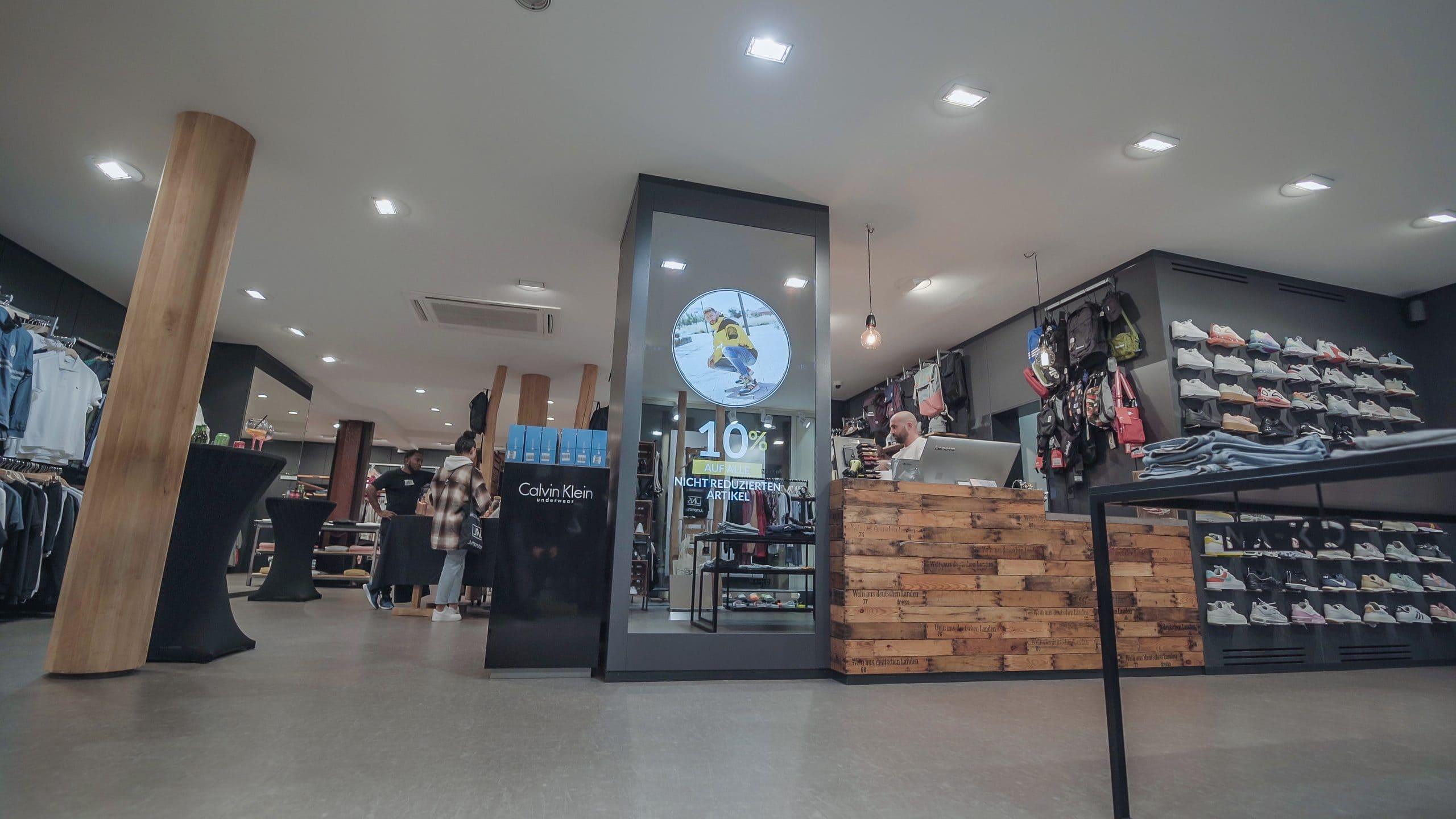 Mirrads GmbH im Retail